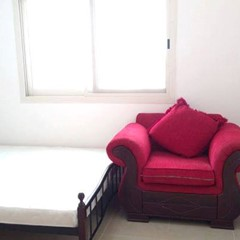 Fully furnished room available for Family / Couple