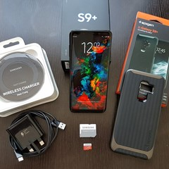 Samsung Galaxy S9 Plus - 128 GB - Comes With Many